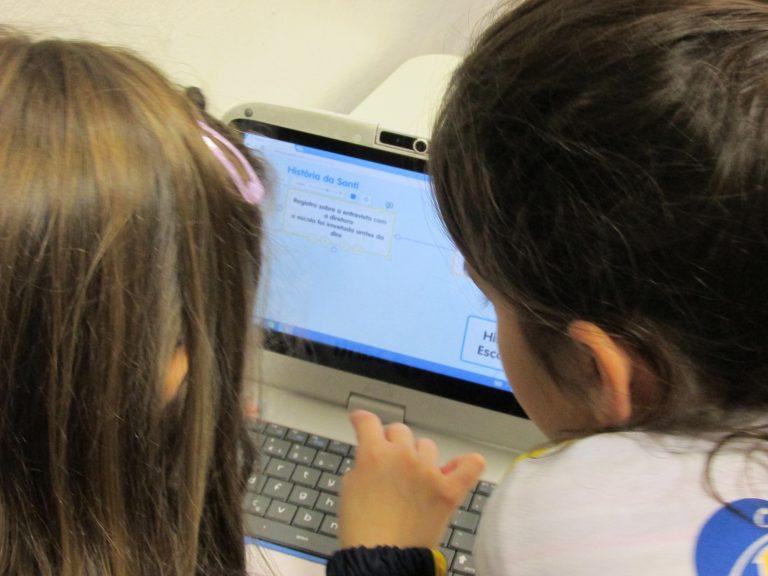 Forma e conteúdo: o uso da tecnologia em registros não-lineares